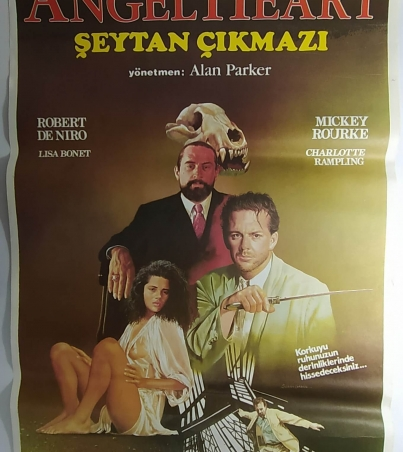 ANGEL HEART movie poster