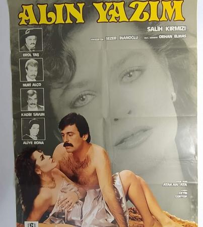 ALIN YAZIM HULYA AVSAR movie poster