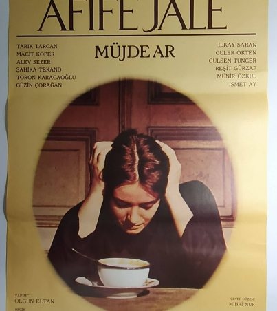 AFIFE JALE movie poster