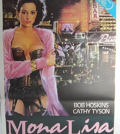 MONA LISA movie poster