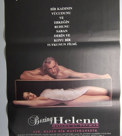 BOXING HELENA MOVİE POSTER