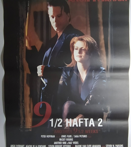ANOTHER 9 1/2 WEEKS movie poster