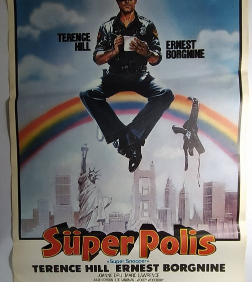 SUPER SNOOPER movie poster