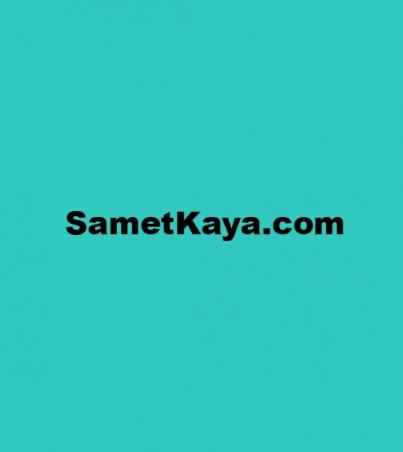 SametKaya.com for sale